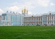 Katherine Palace in St. Petersburg