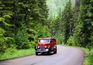Glacier National Park Bus Tour