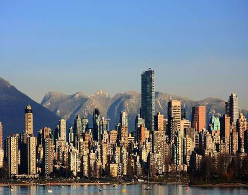 Train Tours From Vancouver